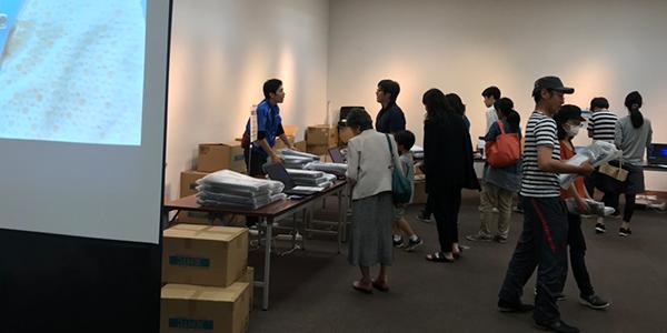 ジェムテクノートパソコン有償譲渡会in沖縄_写真