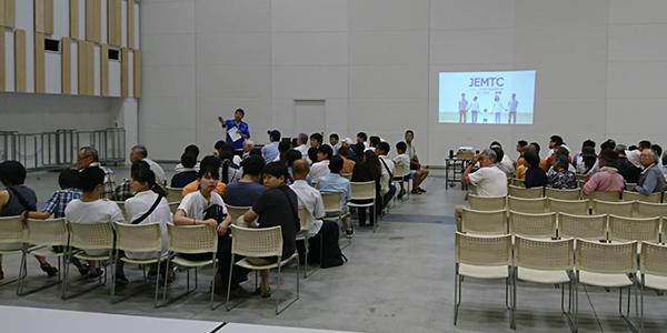 ジェムテクノートパソコン有償譲渡会in静岡_写真