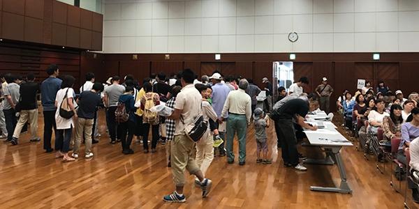 ジェムテクノートパソコン有償譲渡会in石川_写真