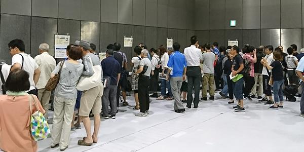 ジェムテクノートパソコン有償譲渡会in埼玉_写真