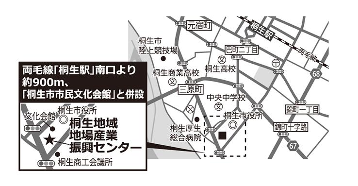 桐生地域地場産業振興センター
